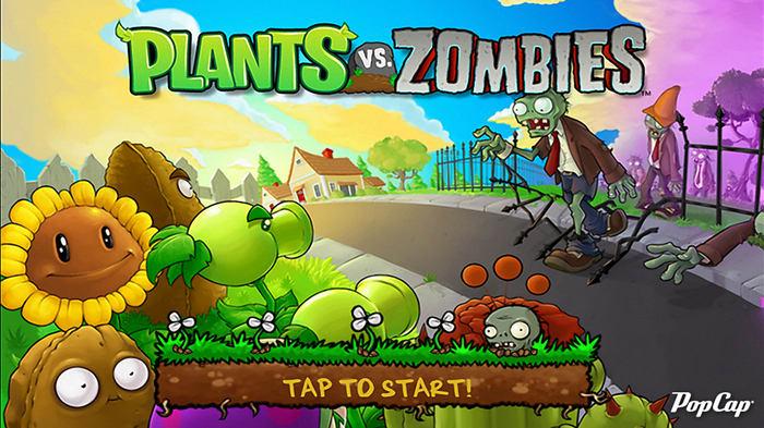 Plantas contra Zombis HD