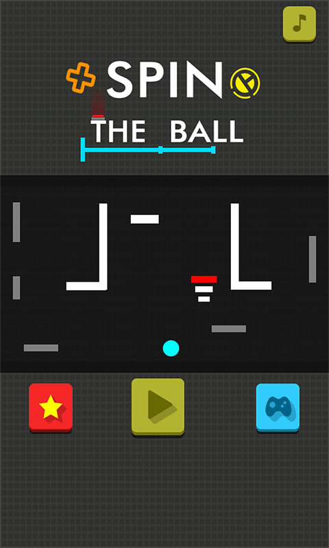 Spin the ball