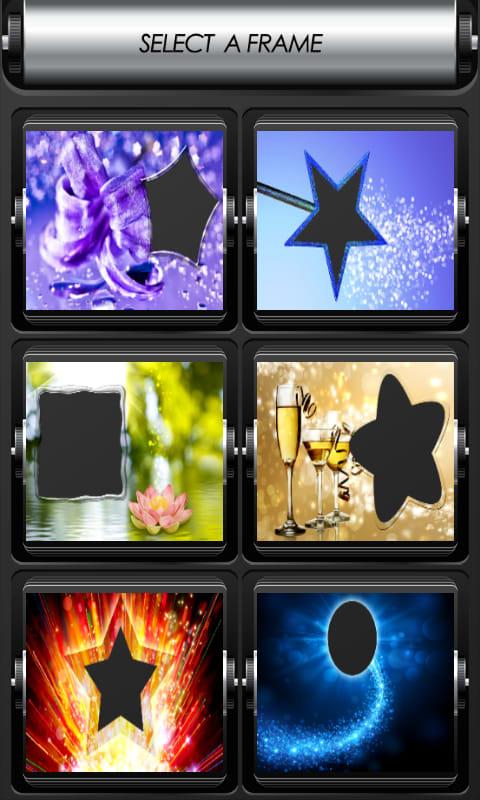 Magic Photo Frames