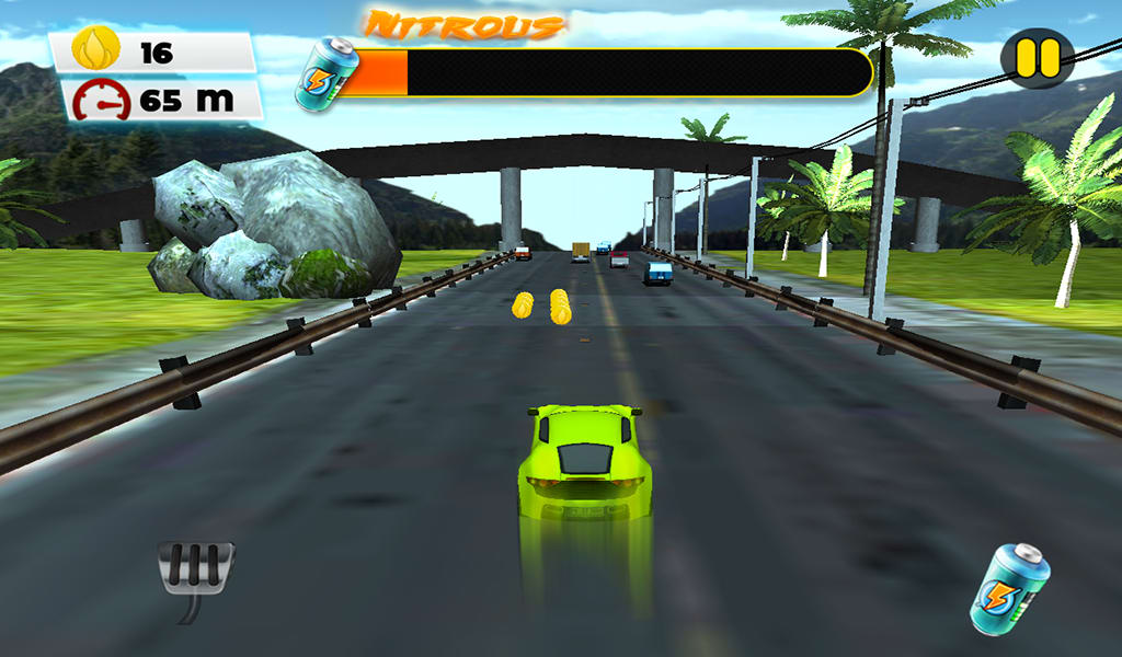 Crazy Car Racing Fever