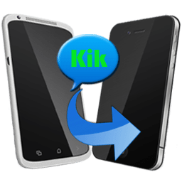 Backuptrans Android Kik to iPhone Transfer