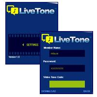 LiveTone Video Player