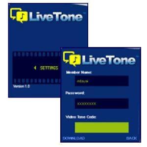 LiveTone Video Player