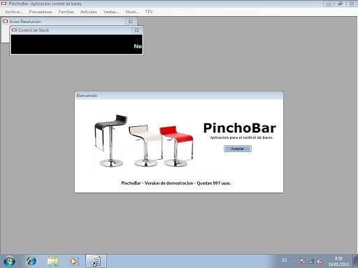 Pinchobar