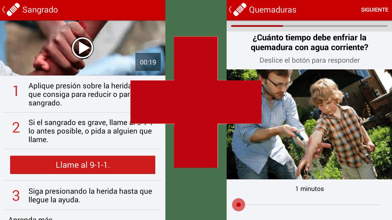 Primeros Auxilios - Cruz Roja Mexicana