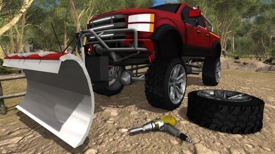 Fix My Truck: Offroad Pickup