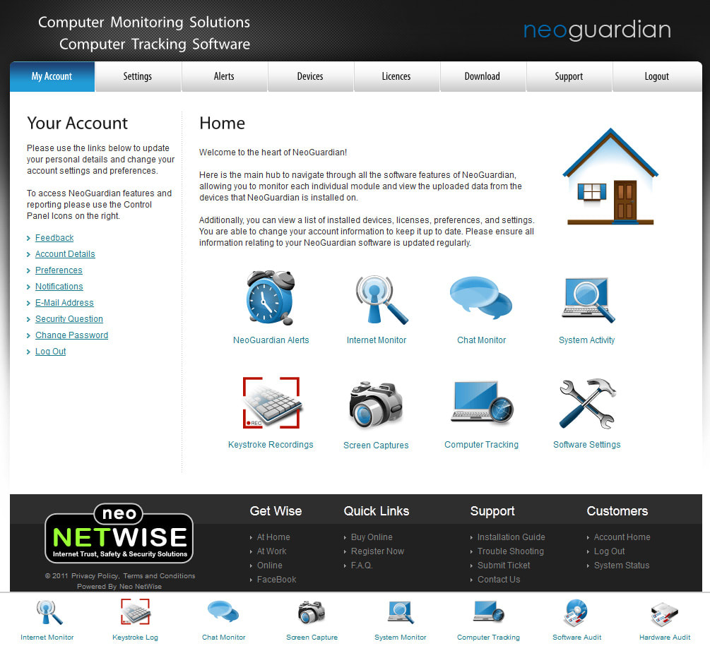 NeoGuardian Home Edition