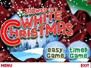 Snowed In 7 - White Christmas