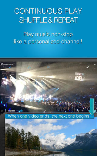 Free Music Player: MixerBox