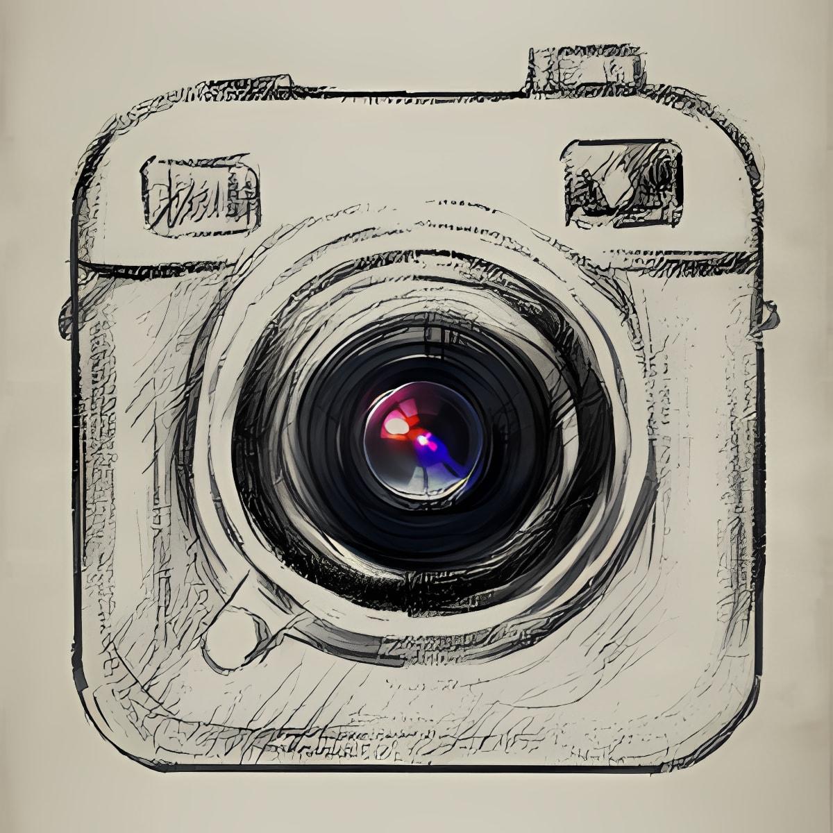 Pencil Camera - Photo Sketch