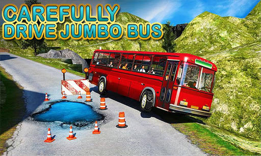 Bus Driver 3D: Hill Station