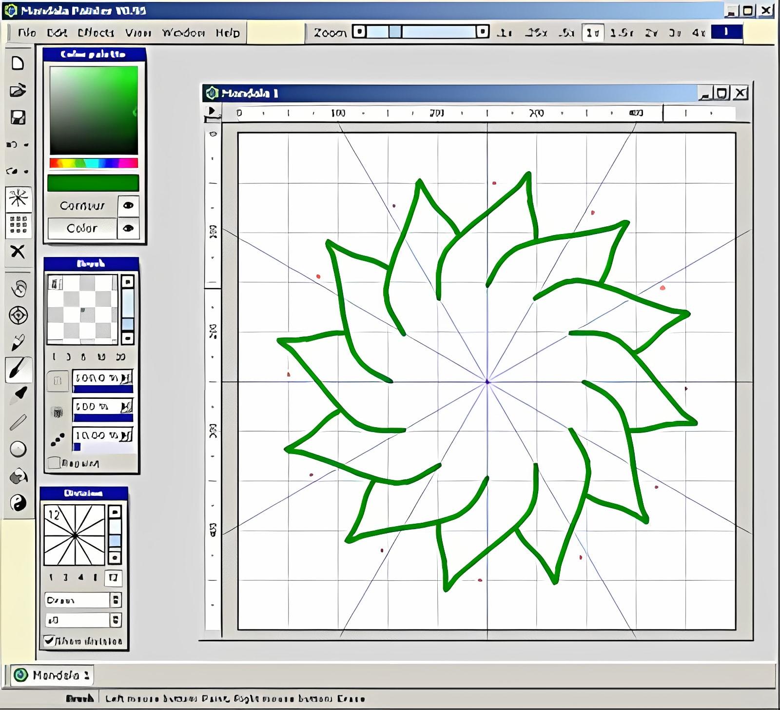 Mandala painter download for 3d art maker online
