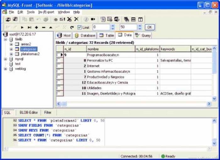 MySQL-Front