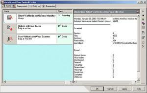 VisNetic AntiVirus for Workstations