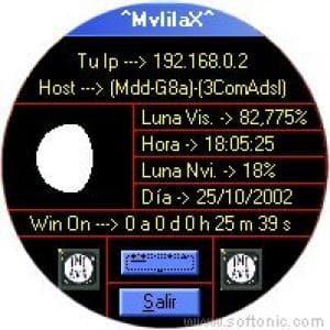 Monitor Lunar IP