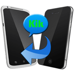 Backuptrans iPhone Kik to Android Transfer