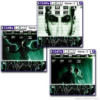 Matrix Revolutions Silverscreen Theme