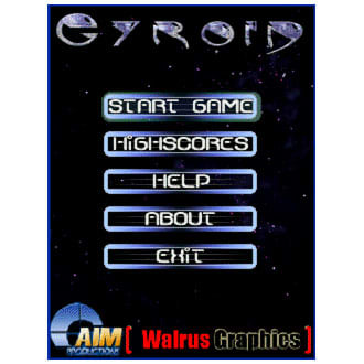 Gyroid - Extreme Space Shooter