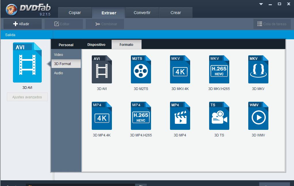 DVDFab 2D to 3D Converter