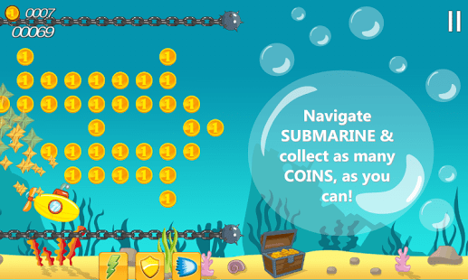 Flappy Yellow Submarine