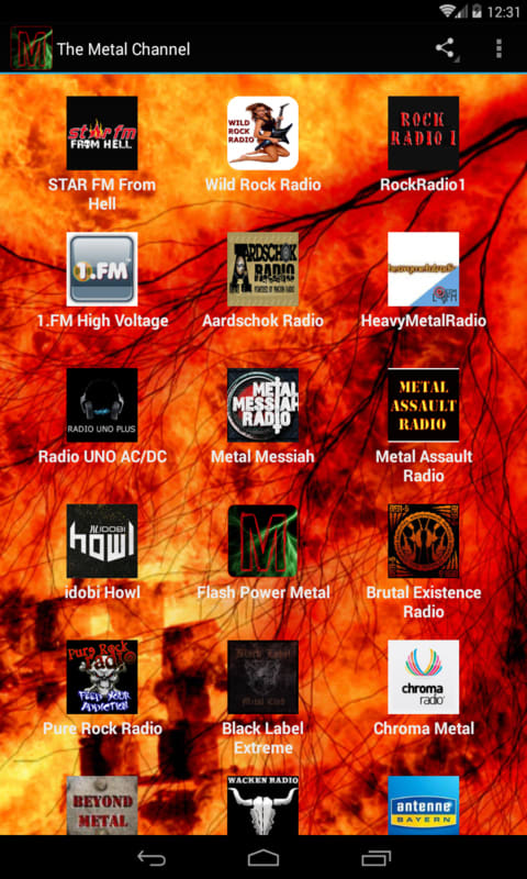 The Metal Channel