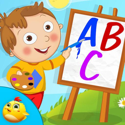 Kids Learning Letters Zone