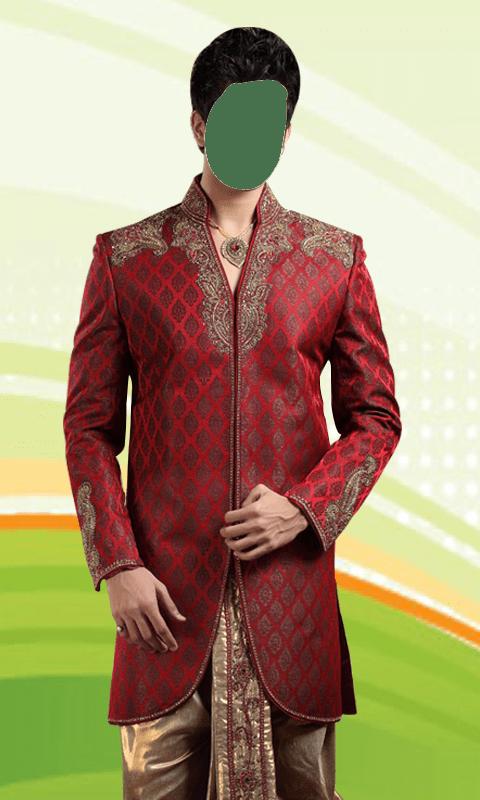 Men Sherwani Suit New