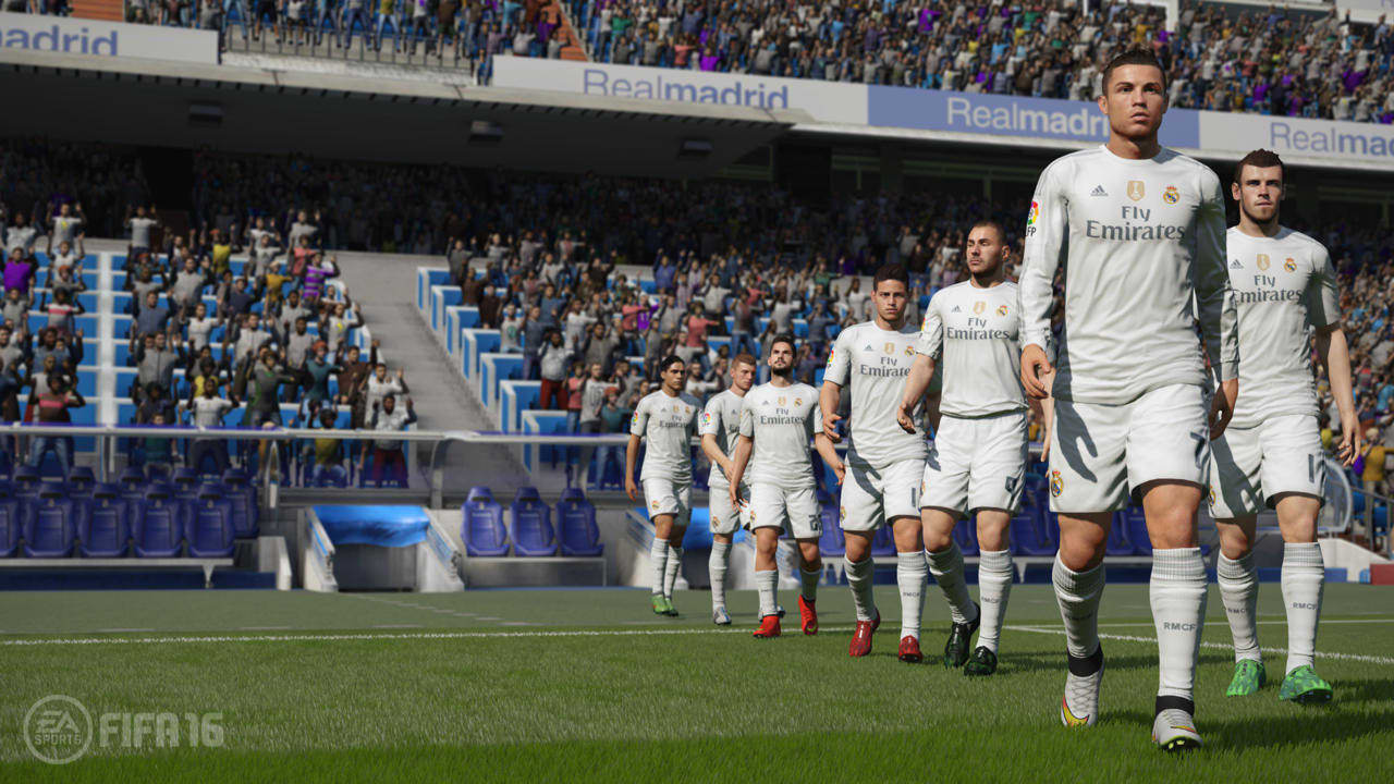 Realistic gameplay mod v2.0 for FIFA 16