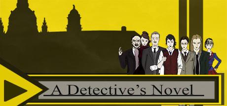 A Detective's Novel 2016