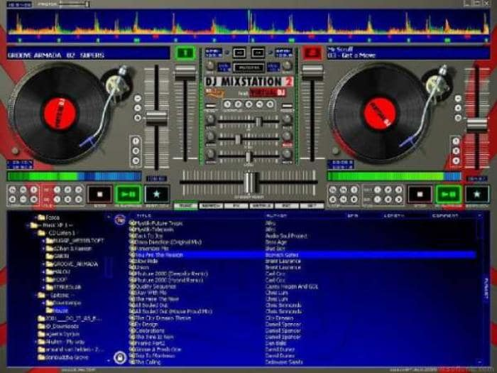 DJ MixStation