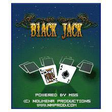 MGS Blackjack