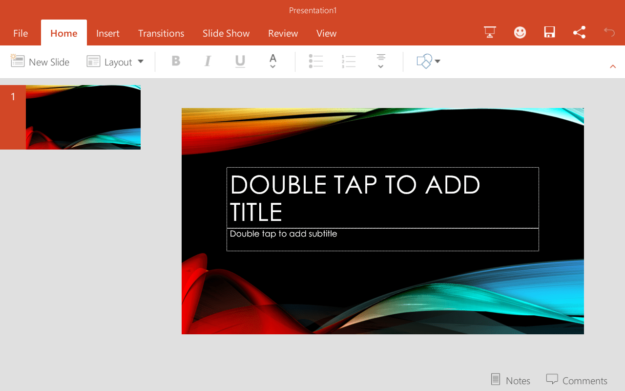 microsoft powerpoint for android
