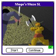 Mage's Maze