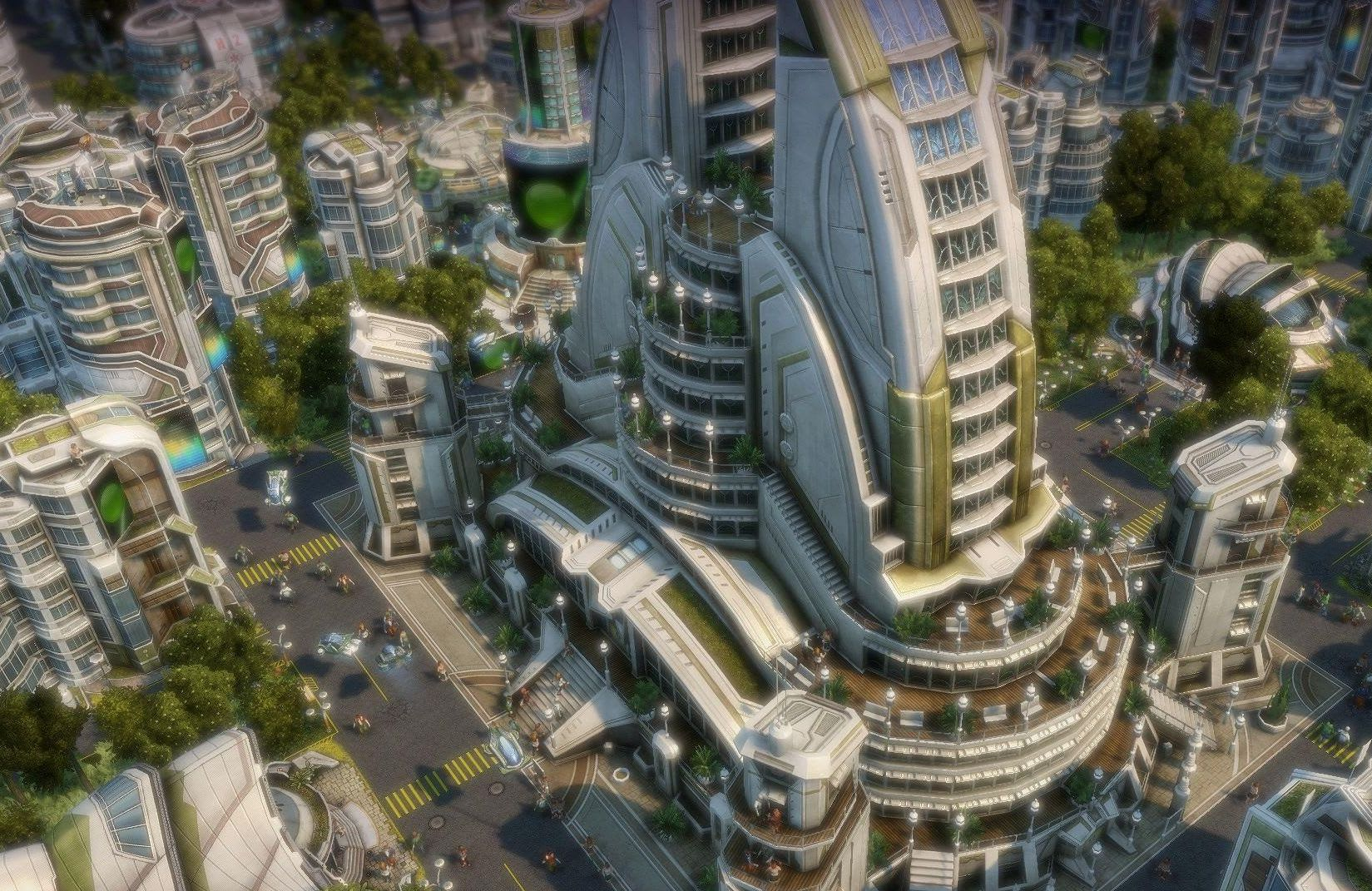 Parche para Anno 2070