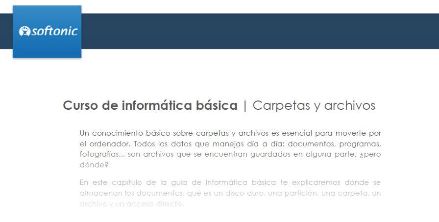 Curso de informática básica 3