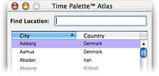 Time Palette