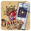 Tattoo Theme K750, K600i, W800