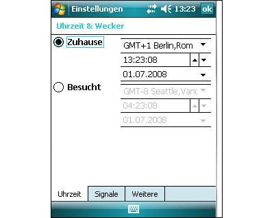 Pocket Digital Clock
