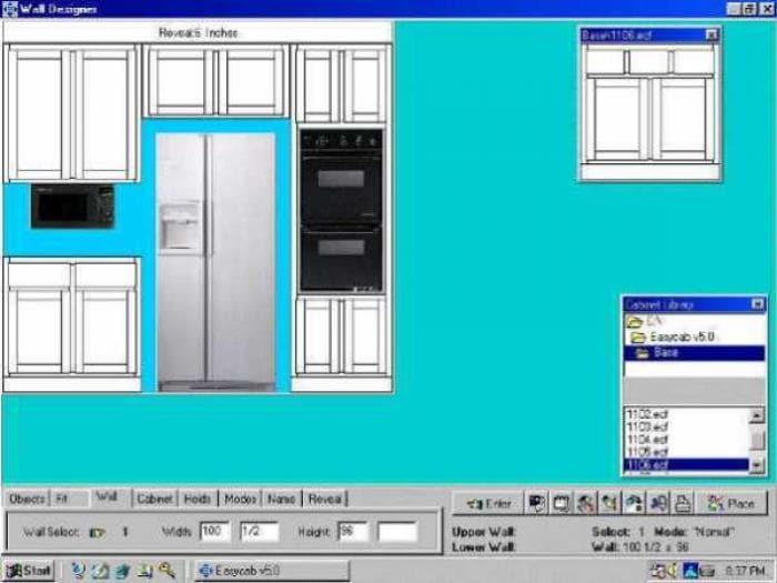 Easycab Pro Wall & Cabinet Designer