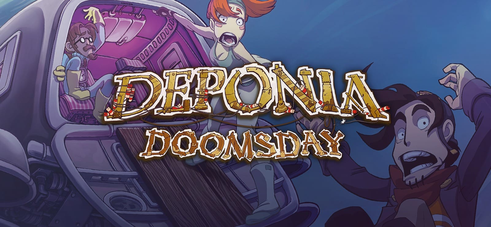 Deponia 4: Deponia Doomsday
