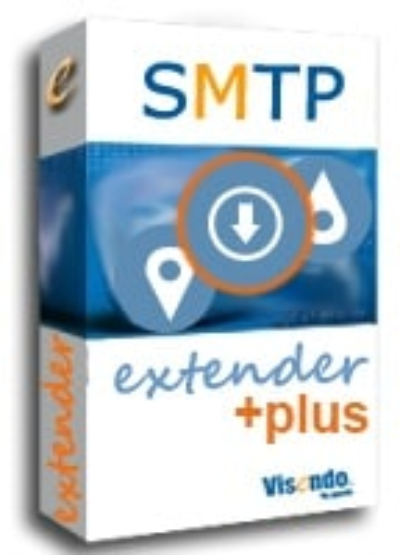 Visendo SMTP Extender Plus