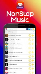 Music Cloud Free Music Player