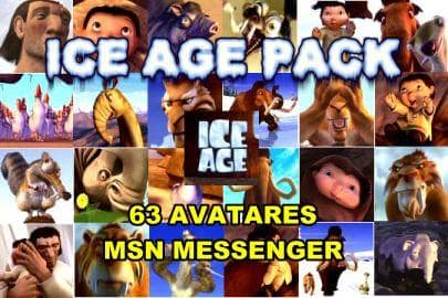 Ice Age Pack