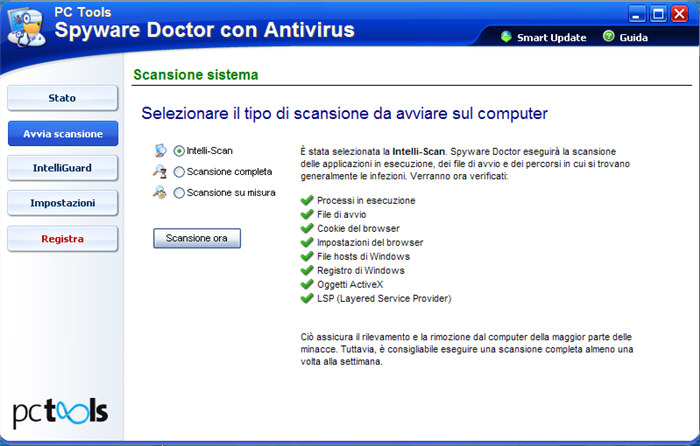 Spyware Doctor Download - TechSpot