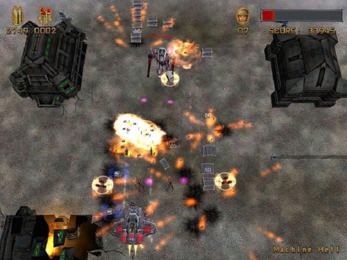 Machine World Terminator Salvation