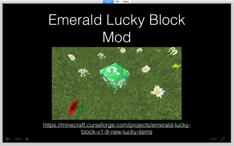 Lucky Block Mod for Minecraft Guide and Tutorials