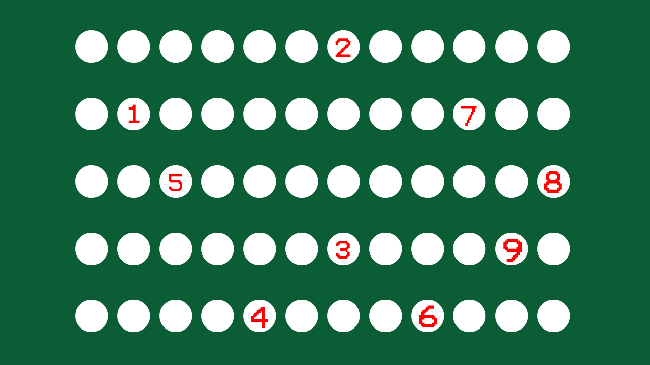Dots Connect Number Free
