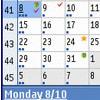 Handy Calendar 2.05 (S60 3rd)