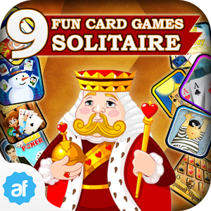 9 Fun Card Games - Solitaire 1.0.10