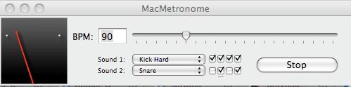 MacMetronome
